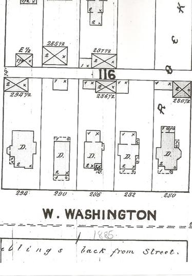 sandborn fire map 1885