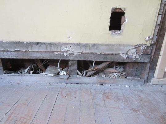 prep for drywall 3