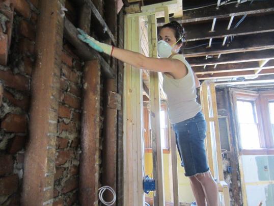 prep for drywall 5