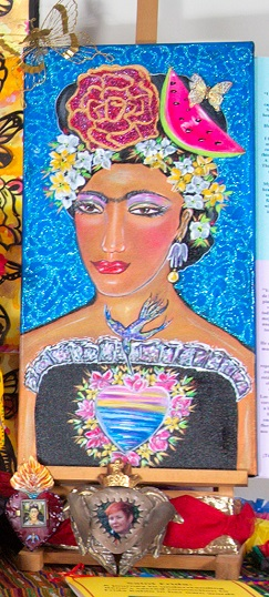 frida painting closeup blog size