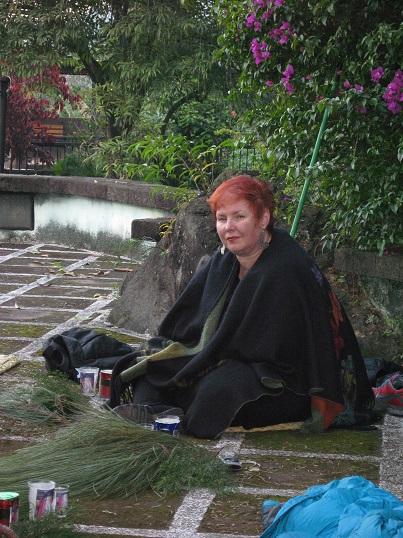 ilene meditating blog