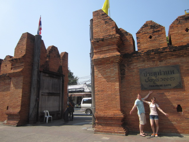 Walls of Old City (1)
