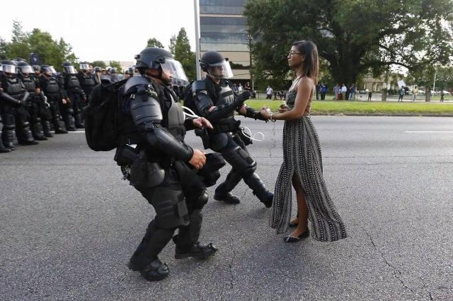 Photo by Jonathon Bachman of Reuters. Baton Rouge