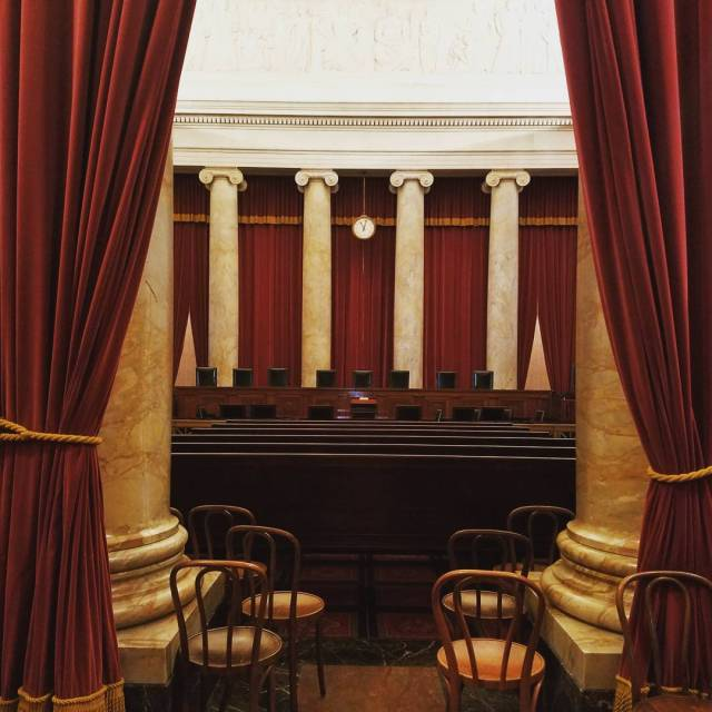 Sup Court chambers